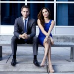 Suits Season 2 - Patrick J Adams and Meghan Markle