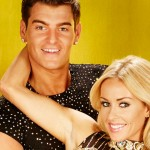 Matt Lapinskas and Brianne Delcourt