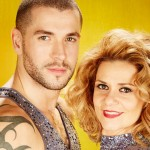 Shayne Ward and Maria Filippov