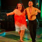 Lisa Riley and Robin Windsor - week 11