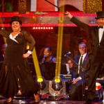 Lisa Riley and Robin Windsor - week 6