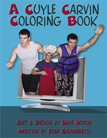 A Cuyle Carvin Coloring Book