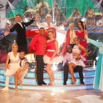 Strictly Come Dancing Christmas 2012