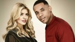 The Voice UK - Holly Willoughby and Reggie Yates