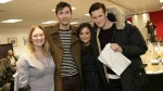 Joanna Page, David Tennant, Jenna-Louise Coleman, Matt Smith