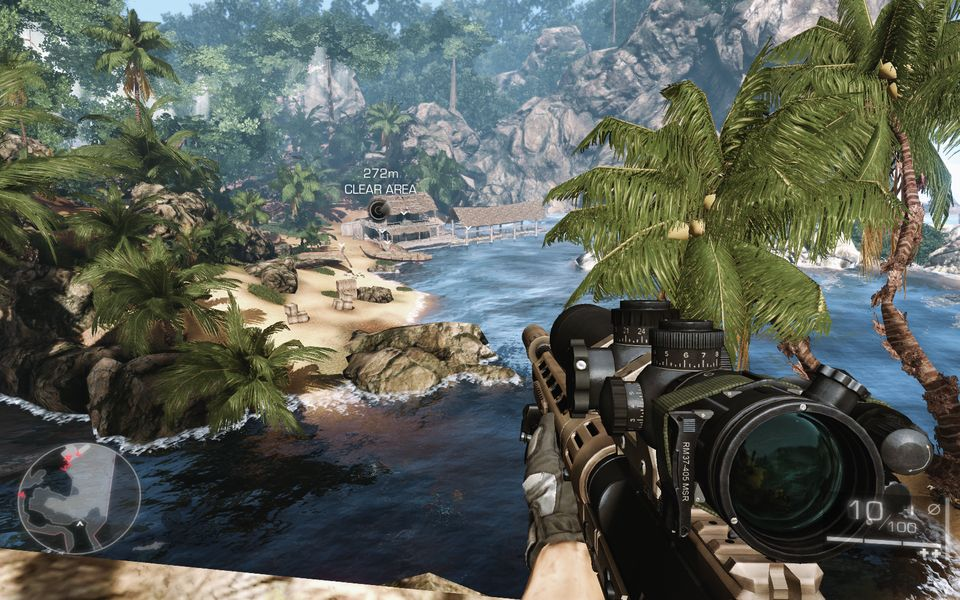 how to  sniper ghost warrior 2 siberian strike