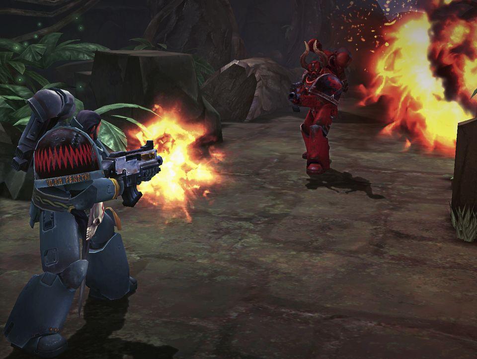 Warhammer 40,000: Space Wolf