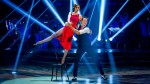 Sophie Ellis-Bextor and Brendan Cole week 7