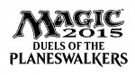 Magic 2015 Duels of the Planeswalkers Logo