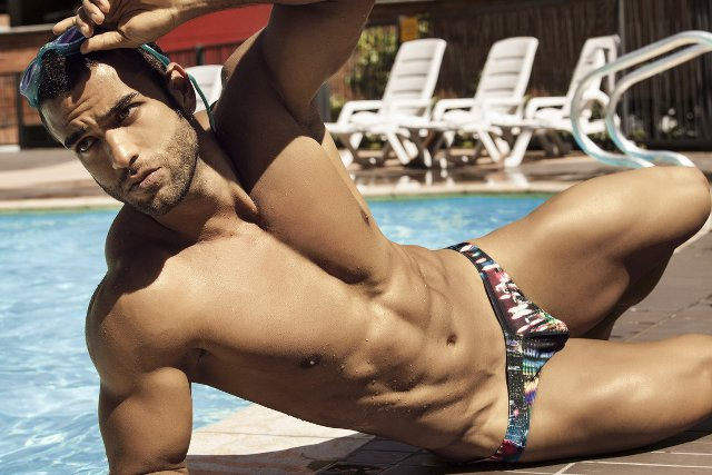 Juan Esteban Berrio Models New Vuthy Sim Range