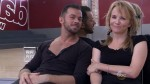 Artem Chigvintsev and Lea Thompson