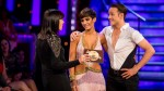 Kevin Clifton and Frankie Bridge