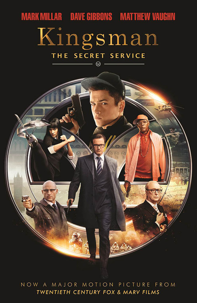 Win Kingsman: The Secr...