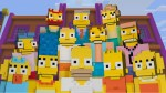 The Simpsons - Minecraft Skin Pack