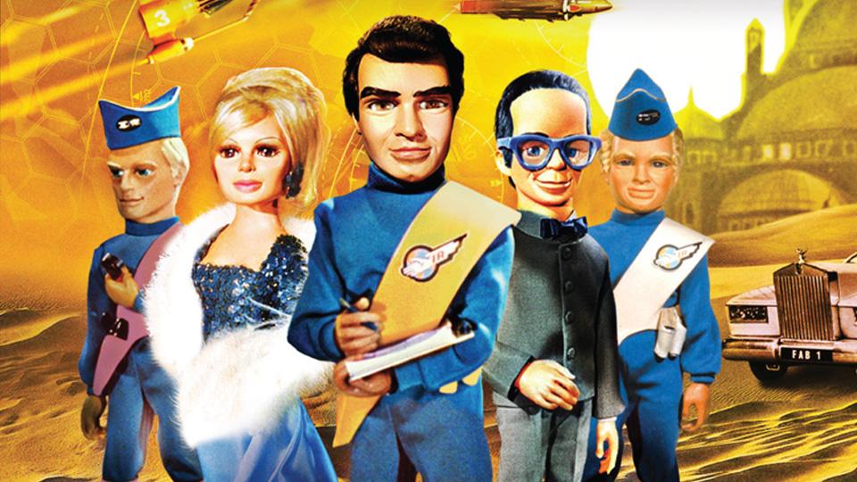 Thunderbird 6 Cartoon Characters : Thunderbirds are go thunderbird blu ray review
