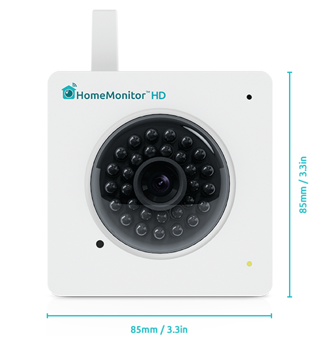 HomeMonitor HD