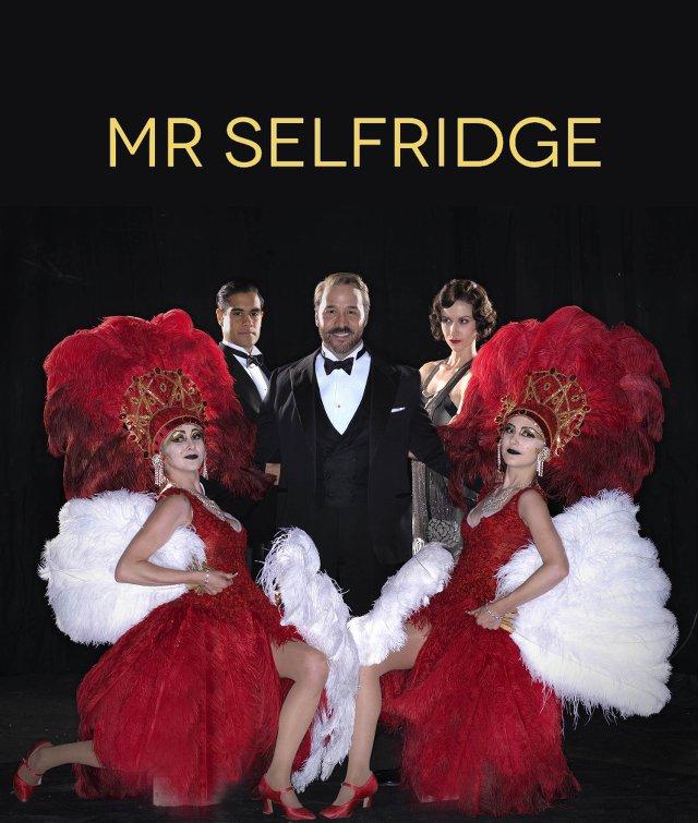 Mr selfridge gambling