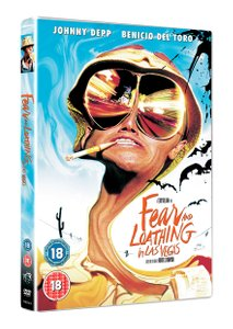 a review of the film fear and loathing in las vegas Last year, he was drafted into the movie version of hunter s thompson's fear  and loathing in las vegas, originally developed for the screen.