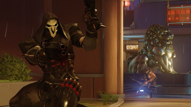 Blizzard Looking at Cross-console Play for Overwatch