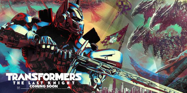 Transformers: The Last Night