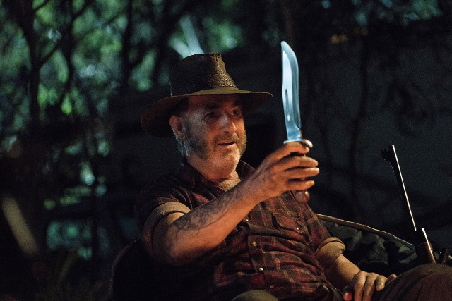 John Jarratt - Wolf Creek