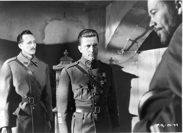 paths of glory film review A study of stanley kubrick's early anti-war masterpiece, paths of glory, planned  as the first in a series of films about film-making itself, how.