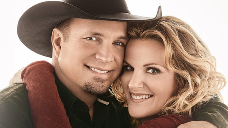 Garth Brooks Trisha Yearwood Christmas Together Album