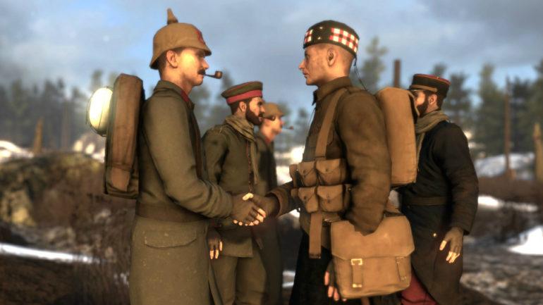 Verdun launches WW1 Christmas Truce DLC for War Child charity ...
