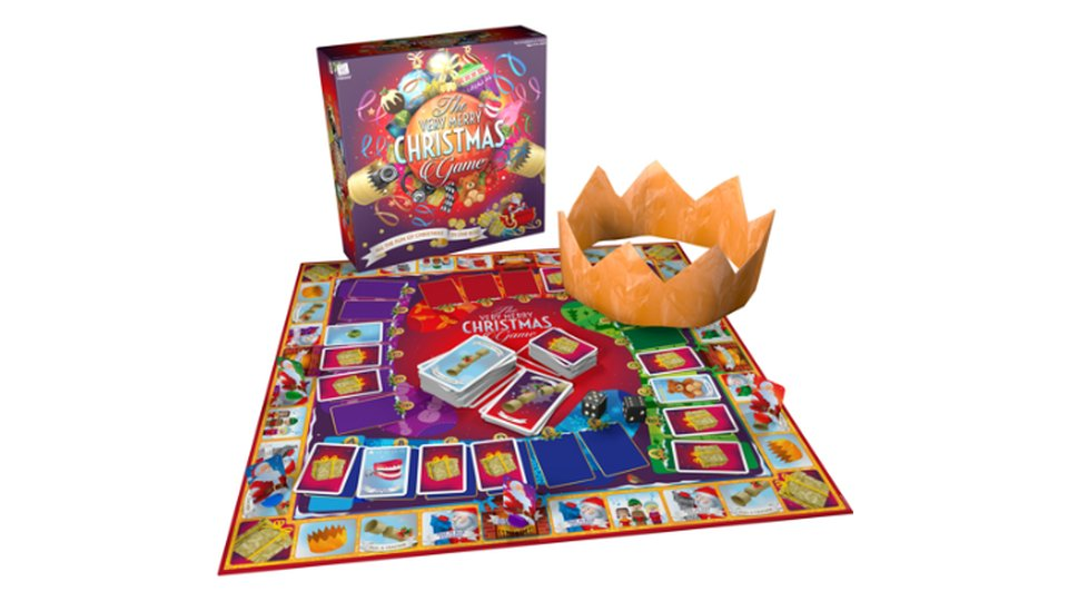 The Very Merry Christmas Game review - Entertainment Focus