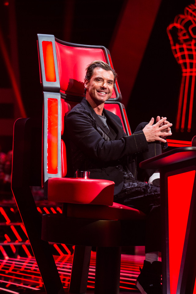 Gavin Rossdale - The Voice UK