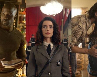 Marvel's Luke Cage, Timeless and This Is Us