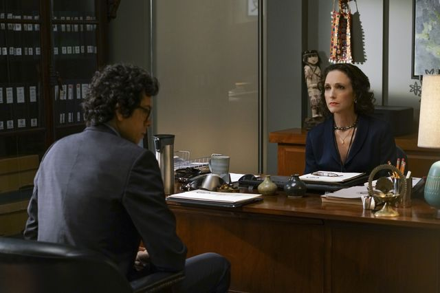 Madam secretary 3x07 tectonic shift preview for Why is bebe neuwirth leaving madam secretary