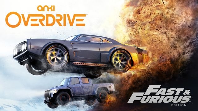 Anki OVERDRIVE Fast & Furious Edition Keyart