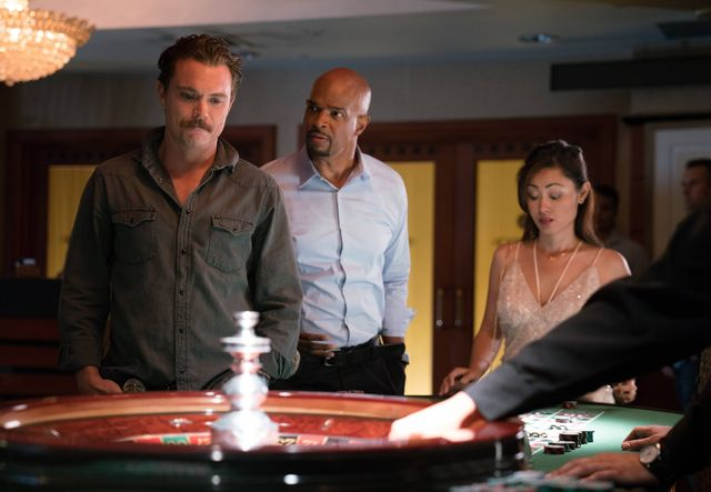 Lethal Weapon - 1x08