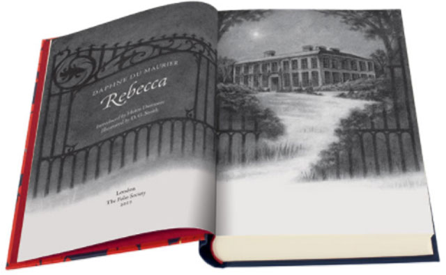 Rebecca - The Folio Society