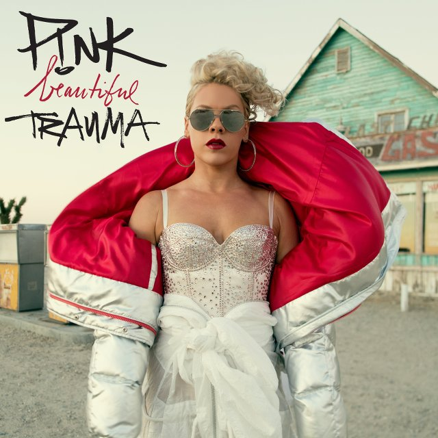 Pink releases new single, announces 'Beautiful Trauma' album