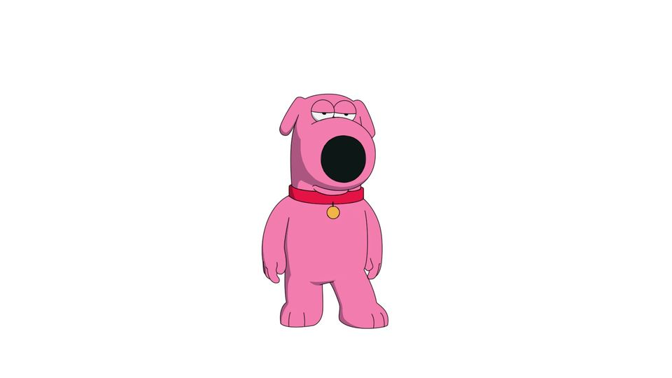 Pink Brian