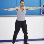 Shayne Ward on Dancing On Ice