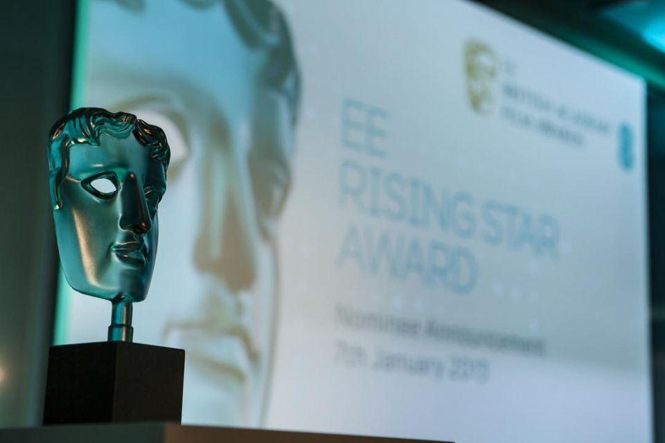 EE BAFTA Rising Star Award