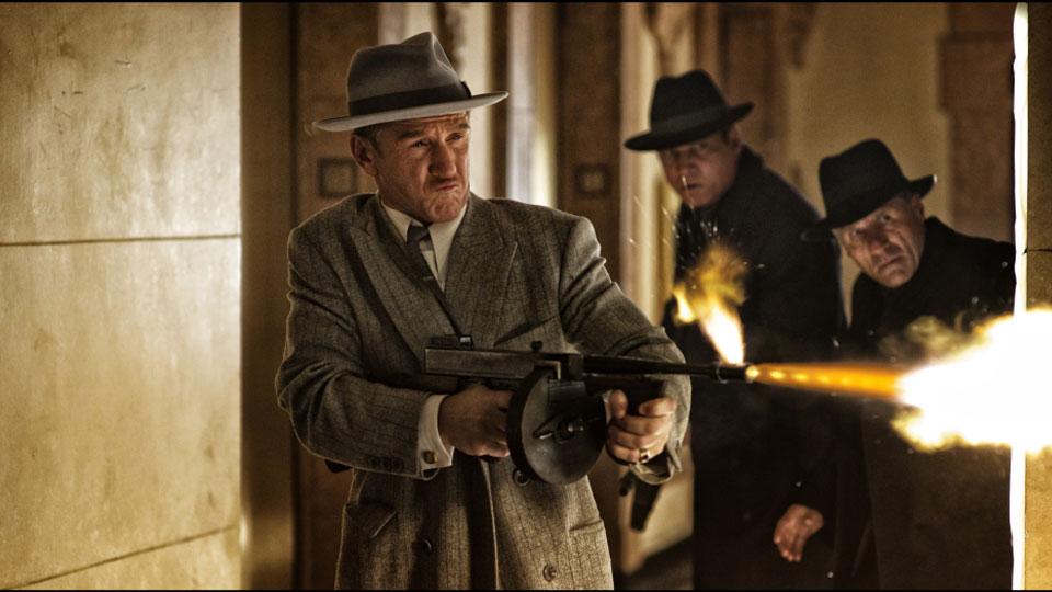 Gangster Squad - Sean Penn