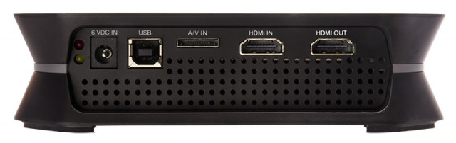 Hauppauge HD PVR2 Gaming Edition - Back