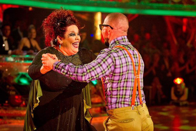 Lisa Riley and Robin Windsor - week 4