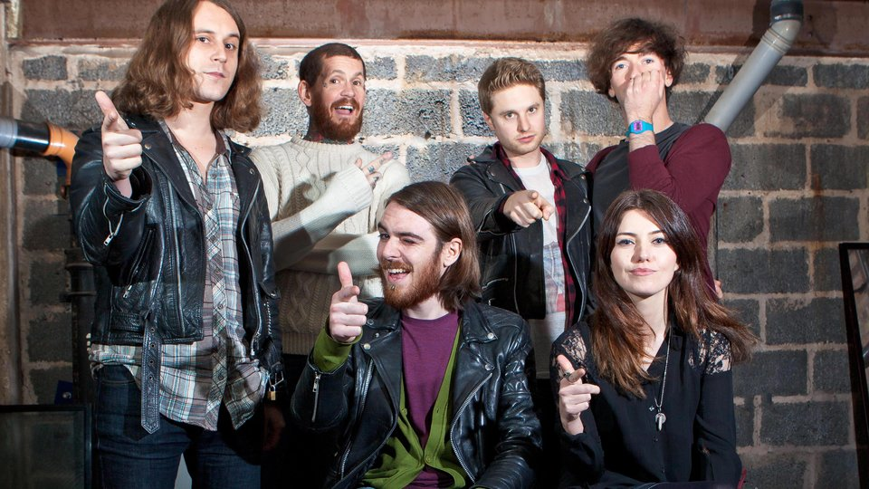 Blood Red Shoes & Pulled Apart By Horses