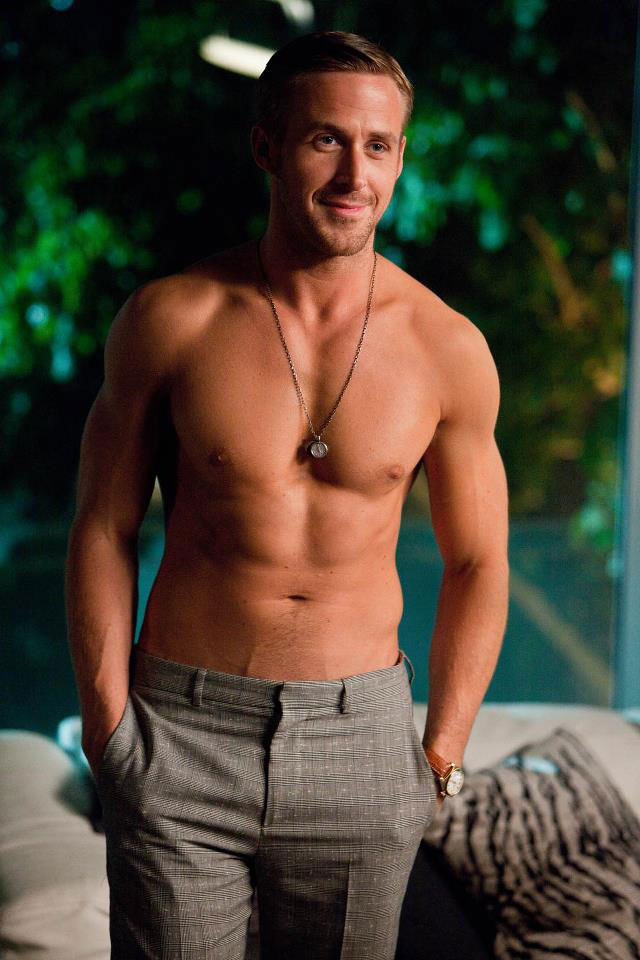 Ryan Gosling in Crazy Stupid Love