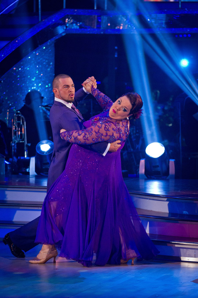 Robin Windsor and Lisa Riley - week 5
