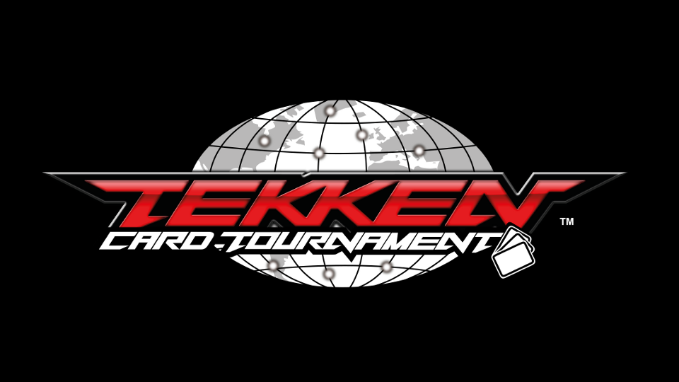 Tekken Card Tournament Logo