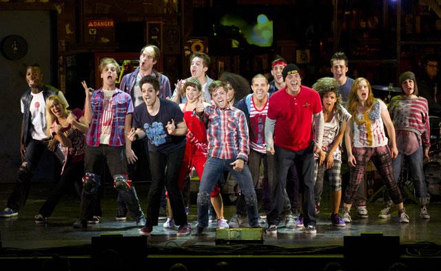 Theatre Top Ten 2012