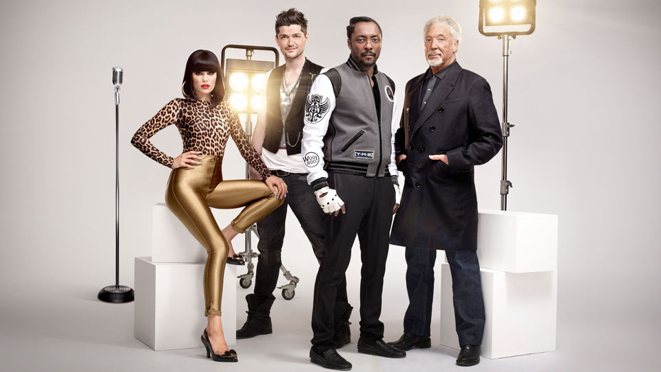 The Voice UK 2012