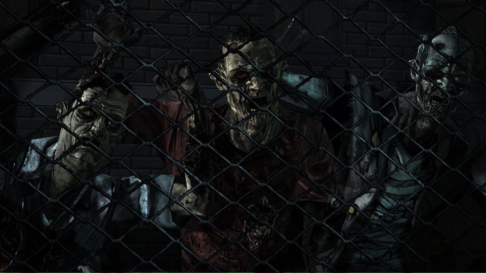 The Walking Dead - Episode 4: Around Every Corner