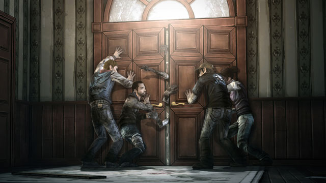 The Walking Dead – No Time Left